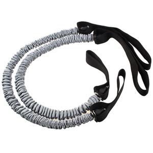 Résistance Fitness Equipment Bands entraînement bandes élastiques pour Gym Fitness abdominale Entraînement élastique Corde de traction pour utilisation ABb rouleau