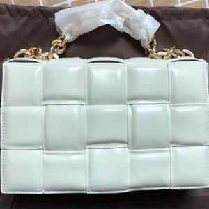 Piccolo sacchetto versatile quadrato di moda che vende le borse da cuscino d'inverno delle donne Borse da cuscino della spalla e della vacchetta a maglia da maglietta della vacchetta di vacchetta Hot Autunno 202 ENAA