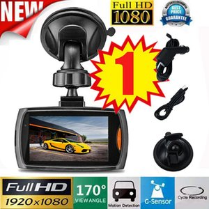 top selling in 1x Car 1080P 2.2 Full HD DVR Vehicle Camera Dash Cam Video G-sensor Night Vision Support Wholesale Dropshipping