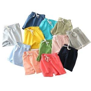 2020 Hot Sale Summer Children Shorts Cotton Shorts For Boys Girls Brand Shorts Panties Kids Beach Short Sports Pants Baby Clothing