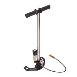 Air Pcp Pneumatica bomba manual 30MPa 4500psi Dry Air Sysetm vento inferior Arrefecimento Mini-Compressor Outdoor