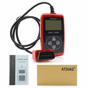 AT330 OBD 원래 ATDIAG AT-330car universalAT330 자동 스캐너 ad310 al319 xZBX #보다 나은 스캔 OBD 진단 스캐너