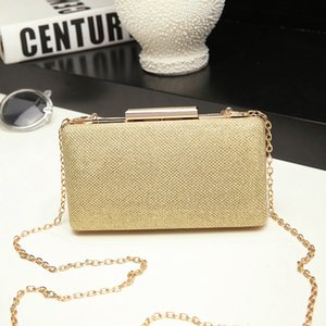 2020 new women's handbag makeup dinner bag tuhao gold mobile phone bag shoulder chain small bag