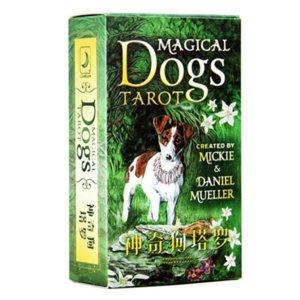 Kartlar Sürüm Köpek Köpek Kartları Tarot Aile Oyunu Büyük 127cm Tarot Fal İçin Arkadaş Kartları Çinli dkrIj mywjqq