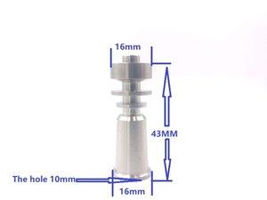 RockBros Domeless titanio Nail Ti Nail 10 millimetri femminile Dome comune di Grado 2