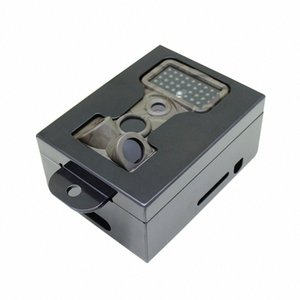 Trail Safe Security Theftproof Protection Outdoor Accessories Random Color Trail Cameras Safe Security Cameras Hunting Box Theftproof U3KB#