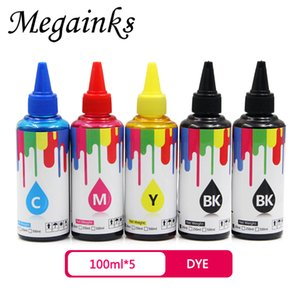 100ml Replacement Universal Compatible Refill Dye Ink kit for Canon for Brother Ricoh printer ink CISS