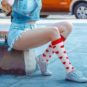 Brothock Men and Women Long Tube Pressure Socks New Fruit Pattern Compression Stockings Running Outdoor Sports Socks