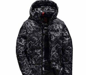 2019 HOT new men's down jacket men's outdoor warm down jacket winter fashion jacket 001