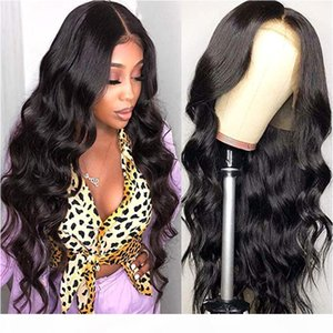 Body Wave Wigs 100% Human Hair 13X6 Curly Wigs long parting For Black Women 360 lace frontal wigs