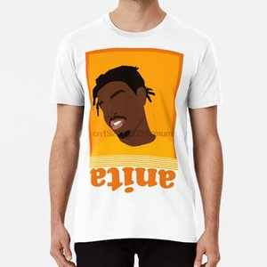 Anita T Shirt Graphic Art Vector Smino celebridade Rnb Hip Hop Rap Rapper Fun Retro