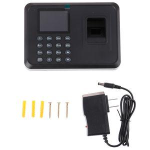 Fingerprint Comparecimento máquina LCD USB Fingerprint Sistema de Atendimento Time Clock Employee Check-in Recorder