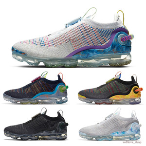 Nike Air VaporMax 2020 FK Kinder Schuhe Kanye West Wave Runner 700 Laufschuhe Junge Mädchen Trainer Sneaker 700 Sportschuh