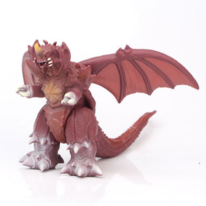 14cm Destoroyah Gojira Dinosaurs PVC Action Figures Collection Model Toy Children's Gifts Movable Joints