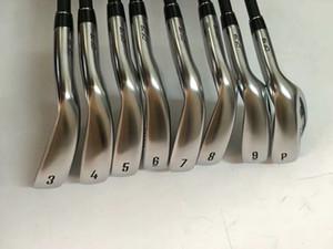 سريع dhl الشحن رجل نوادي الجولف apex golf irons 10 أنواع الصلب / الجرافيت رمح الصور الحقيقية الاتصال البائع