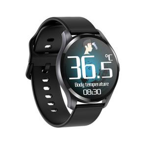 T88 Smart Watch Body Temperature Blood Pressure Oxygen Monitor Bracelet Sport Music Control SmartWatch for Men Women
