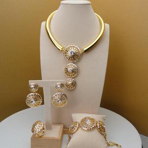 YUMINGLAI DUBAI Costume Jewelry Fine Jewelry Sets FHK5694