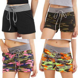 Sexy Weinlese Bikini-Frauen-Jean-Denim Booty Shorts Feminino Low Waist amerikanische US-Flagge Quaste Nachtclub Super Short # 7091