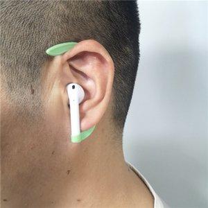 Portable Earphone Earhook Bluetooth wireless headset anti-loss accessory Headphone Anti-lost Cord Hoder Headphone Lanyard 6 color GGA3700