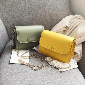 2020 sacos crossbody para as mulheres pu bolsas de couro de luxo mulheres sacos designer de nicho Francês saco simples bolsas cadeia cem laços