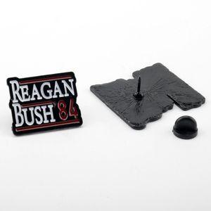 Factory Custom Design US Biden Trump Presidential Election Enshrine Breastpin Metal Badge Pin Emblem HHF1434