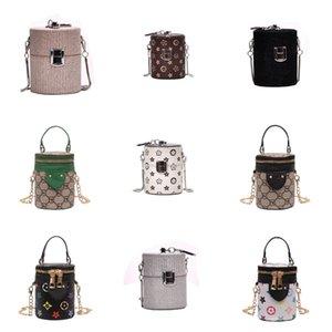 Royalblanks personalizzata signore Quatrefoil design Cosmetic Bag Poliestere trucco del sacchetto per regalo di Natale (spedizione gratuita) # 678