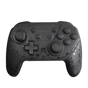 10pcs New Switch Pro Shock Controller Bluetooth Wireless Gamepads Game Joystick Host Console Joypad Free shipping ZY-PRO1