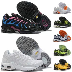 2020 tn Plus React Trainers Sports shoes for Men Running Shoes Outdoor triple White presto Shock TN Women running Zapatos Sneakers