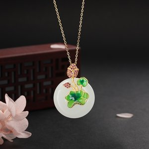 Hot Sale The new product is on line with the green lotus leaf and pink lotus, looking fresh and natural