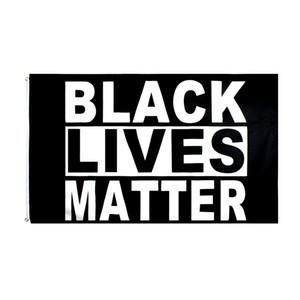 BLM PAIX PROTEST NOIR LA VIDE NOIR LA MANUEILLE DE MANIÈRE DIRECT UTILISATION PRÊT À LA NÉDIATEUR 90 * 150CM 3x5 FTS
