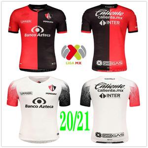 2020 2021 Liga MX Atlas Soccer Jerseys L.Reyes I.Jeraldino Acosta I. Renato J. Angulo Custom 20 21 Home Away Football Shirt Uniform