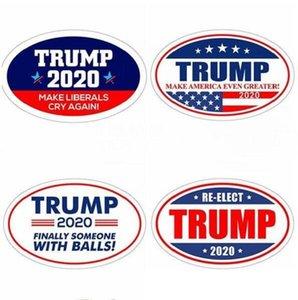 Sticker Trump Home Decor Keep America Great Elect President Donald Trump 2020 Election Patriotic Refrigerator Magnet