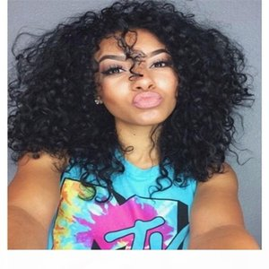 Full Lace Human Hair Wigs For Black Women Brazilian Curly Lace Wig Virgin Hair Glueless Lace Front Human Hair Wig