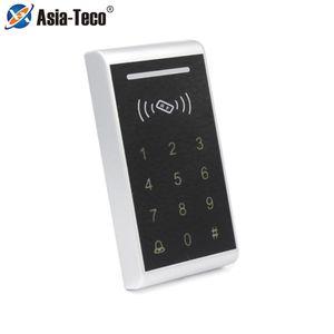 125KHz Backlight Touch Control de acesso do teclado EM Card Reader Door Lock abridor wiegand 26 saída de Proximidade Card Reader
