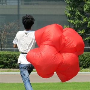 Vitesse de formation en cours Drag Soccer Training Parachute Fitness Equipment vitesse Drag fournisseur usine équipement Chute entraînement physique