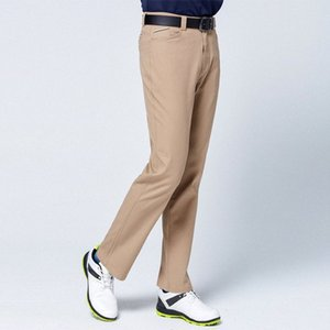 Automne Hiver coupe-vent hommes Pantalons de golf épais garder au chaud Pantalon long haute stretch Cadrage en pied Pantalon de golf Vêtements D0651 ocw4 #