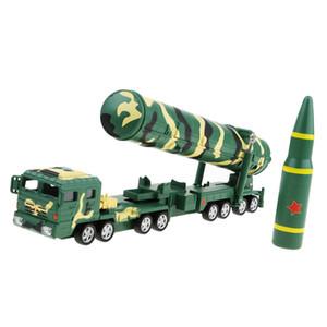 시뮬레이션 다이 캐스트 모델 장난감 중국 육군 미사일 발사 차량 자동차
