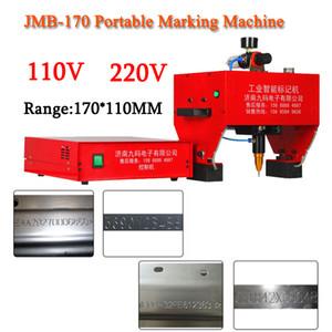1PC JMB 170 Portatif İşaretleme Makinesi İçin VIN Kodu, Pnömatik Dot Peen İşaretleme Makinesi 110 / 220V 200W