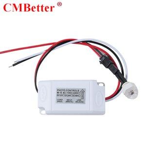Smart Home Control Mini Outdoor IP44 DC12V 24V 220Vac Schema sensore PO leggero POCELLO AUTOMATICO POCELL PIOGORE A PIANA PER LAMPADE