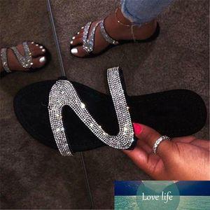 Summer shoes women sandals fashion bling slippers women shoes sandalias flats gladiator sandals women beach shoes female CY200518