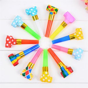 Little Dragon Whistle Cheerleader Birthday party birthday Party Long Nose Prop Bar Funny Props Noise Maker