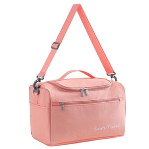 Multi-Function Travel Bag Handbag Unisex Short Travel Waterproof Wash Bag Packing Bag Fashion Practical Bags Free Shipping