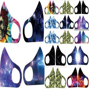 Метеорит Off Вселенной De Тушь Синий Камуфляж Maschera Лучшее качество Райо Da Mask Sales Dicount Хорошо Half Mwfes