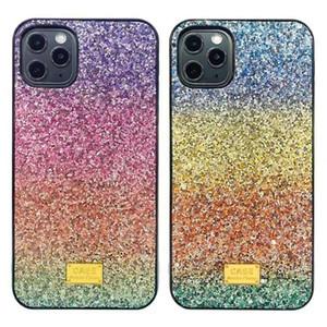 iPhone 11 pro max iPhone 12 pro maksimum moda yaratma elmas tarzı XR XS 6 7 8 7plus 8plus SE Xsmax tasarımcı telefon kılıfı için