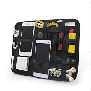Бандаж Многофункциональный портативный Упругие хранения Путешествий цифровых продуктов Cosmetic Bag Стиральная Портативный Совет хранения