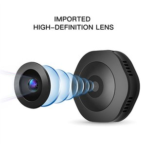 H6 DV / واي فاي كاميرا 1080P البسيطة المغناطيسي كاميرا للرؤية الليلية كشف الحركة HD فيديو DVR مايكرو كاميرا خفية دعم TF بطاقة 64G