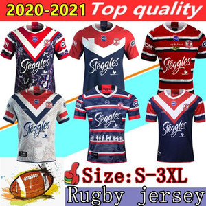2020 2021 Australia Sydney Rooster Rugby Jersey 19 20 21 Mens Top Quality Indigenous Rugby Jersey Nrl Rugby League Jerseys Gilet