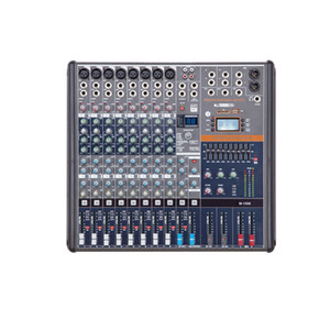 FreeShipping Professional Audio Mixer Bluetooth 8 Channels 16  24Channels DJ Mixer Console For Conference Meeting Stage Line Array Speaker