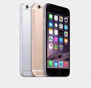 Refurbished Original Unlocked Apple iPhone 6 With Fingerprint 4.7 inch A8 Chipset 1GB RAM 16 64 128GB ROM IOS 8.0MP LTE 4G Phone