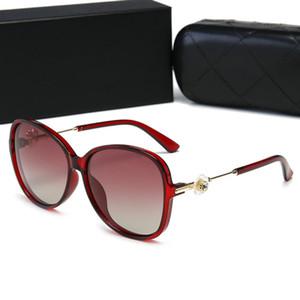 2019 Flieger-Sonnenbrillen Designer-Weinlese-Pilot Frauen Schutz der Frauen Männer Männer Frauen Wayfarer Sonnenbrille 1 mit Kastenkasten
